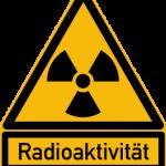 Achtung Radioaktivität